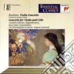 Brahms - Perlman Itzhak - Masters: Brahms Concerto Per Violino cd musicale di Itzhak Perlman