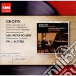 Chopin - Pollini Maurizio - Masters: Chopin Concerto Per Pianoforte No.1 cd musicale di Maurizio Pollini