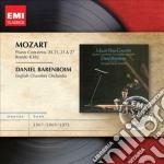 Emi masters: mozart popular piano concer cd musicale di Daniel Barenboim