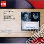 Schubert Franz - Schwarzkopf Elisabeth - Masters: Schubert Lieder cd musicale di Elisabet Schwarzkopf