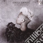 Our version of events cd musicale di Emeli Sande