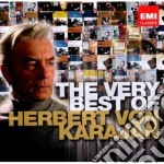 The very best of herbert von karajan cd musicale di Karajan herbert von