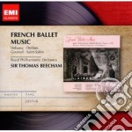 Vari Autori - Beecham Thomas - Masters: French Ballet Music cd musicale di Thomas Beecham