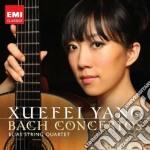 Bach - Yang, Xuefei - Bach Concertos cd musicale di Xuefei Yang