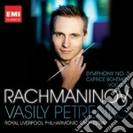 Rachmaninov Sergej - Petrenko Vasily - Rachmaninov: Sinfonia N.3 cd musicale di Vasily Petrenko