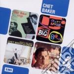 4cd boxset (limited): chet baker cd musicale di Chet Baker