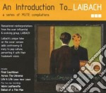 An introduction to cd musicale di Laibach