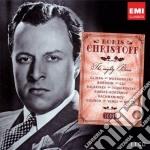Vari Autori - Christoff Boris - Icon: Boris Christoff (limited) (11cd) cd musicale di Boris Christoff