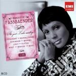 Vari Autori - Fassbaender Brigitte - Icon: Brigitte Fassbaender (limited) (8cd) cd musicale di Brigitte Fassbaender