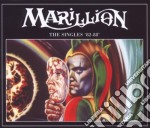 THE SINGLES 82-88                         cd musicale di MARILLION