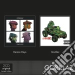 Demon days/gorillaz cd musicale di Gorillaz