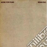 Brian Eno - Music For Films cd musicale di Brian Eno