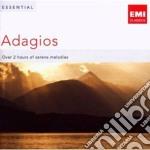Essential Adagios (2 Cd) cd musicale di Artisti Vari
