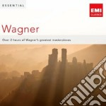 ESSENTIAL WAGNER                          cd musicale di Artisti Vari