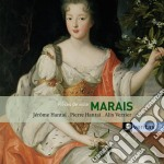 Piece de viole cd musicale di M. Marais