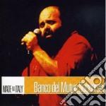 MADE IN ITALY (NEW VERSION) cd musicale di BANCO DEL MUTUO SOCCORSO