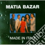MADE IN ITALY (NEW VERSION) cd musicale di MATIA BAZAR