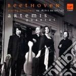 Beethoven - Artemis Quartet - Quartetti Per Archi Op.130 & Op.133 (grande Fuga) cd musicale di Quartet Artemis