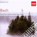 Bach - Vari Esecutori - Essential Bach (2cd) cd musicale di Artisti Vari