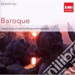ESSENTIAL BAROQUE                         cd musicale di Artisti Vari