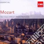 ESSENTIAL MOZART                          cd musicale di Artisti Vari