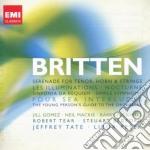 20th century classics benjamin britten cd musicale di Artisti Vari