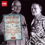 ICON: MENUHIN AND GRAPPELLI               cd musicale di Yehudi Menuhin