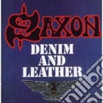 Saxon - Denim And Leather cd musicale di SAXON