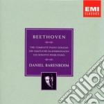 Beethoven: complete piano sonatas (limit cd musicale di Daniel Barenboim