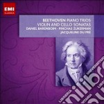 Beethoven: piano trios, violin & cello s cd musicale di Du pr� jacqueline