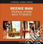 Back to basics / tropical storm cd musicale di Man Beenie