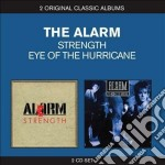 Eye of the hurricane / strength cd musicale di The Alarm
