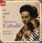 The sound of montserrat caball+ (limited cd musicale di Montserrat Caball+