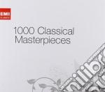 1000 Classical Masterpieces (61 Cd) cd musicale di Artisti Vari