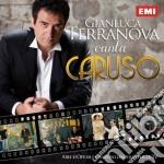 Gianluca Terranova - Canta Caruso cd musicale di Gianluca Terranova