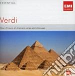 Verdi - Essential (2 Cd) cd musicale di Artisti Vari
