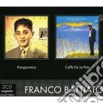 Fisiognomica / caffè de la paix cd musicale di Franco Battiato