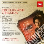 New opera series: walton troilus & cress cd musicale di Lawrence Foster