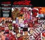 The singles 2001 - 2011 cd musicale di Gorillaz