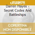 Secret codes cd musicale di Darren Hayes