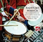 Radetzky marsch: best-loved marches (ins cd musicale di Artisti Vari