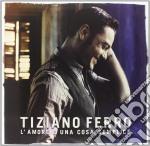 (LP VINILE) L'amore e' una cosa semplice lp vinile di Tiziano Ferro