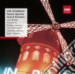 Offenbach Jacques - Vari Esecutori - Red Line: Vive Offenbach! cd musicale di Artisti Vari