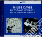 2x1: miles davis: vol.1/miles davis: vol cd musicale di Miles Davis