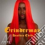 (LP VINILE) Heathen child lp vinile di GRINDERMAN