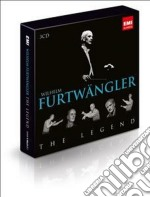 The legend (limited) cd musicale di Wilhelm Furtwangler