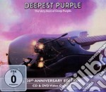 Deep Purple - Deepest Purple   The Very Best Of 30th Anniversary Edition (Cd+Dvd) cd musicale di DEEP PURPLE