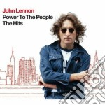 Power to the people: the hits (cd+dvd) cd musicale di John Lennon