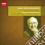 Great cello concertos (limited) cd musicale di Mstisla Rostropovich