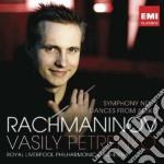 Rachmaninov: sinfonia no. 2 cd musicale di Vasily Petrenko